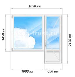 Купить окна Рехау Евро-Дизайн