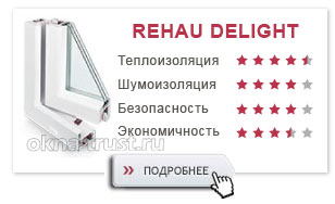 Профиль Rehau Delight
