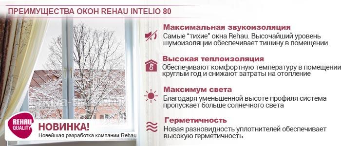 Рехау Интелио 80